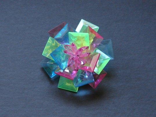 Austria plastic flower