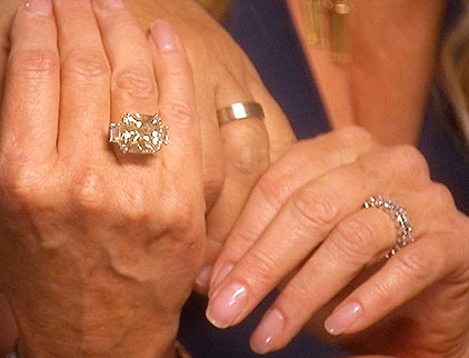 Jewel Of The Day Shannon Tweed Engagement Ring