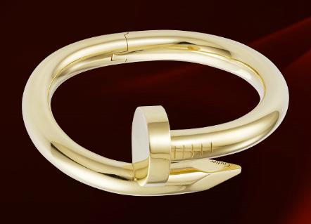 Jewel Of The Day Cartier Juste Un Clou Bracelet