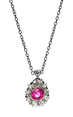 Estate of Grace pendant
