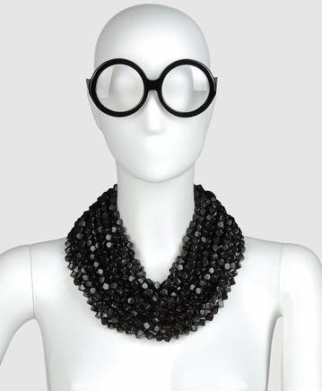 Iris Apfel Yoox necklace