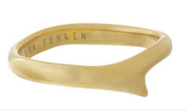 Eva Fehren thorn ring