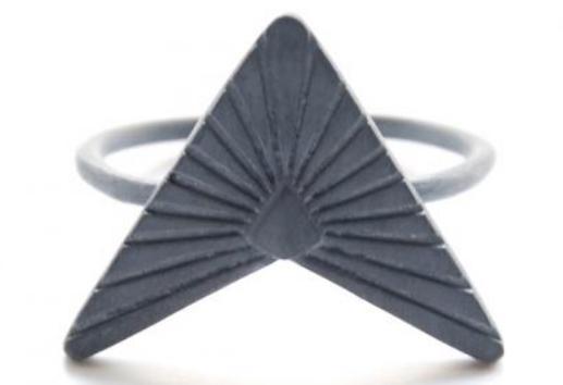 Zarah Voight moonray ring