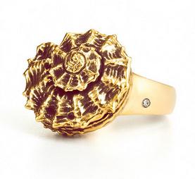 Susan Rockefeller ring
