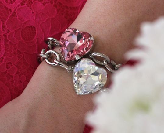 HRH Mon Coeur bracelet