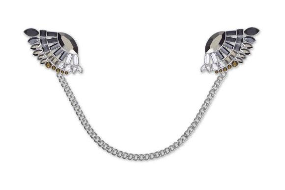 Swarovski Volupt brooch