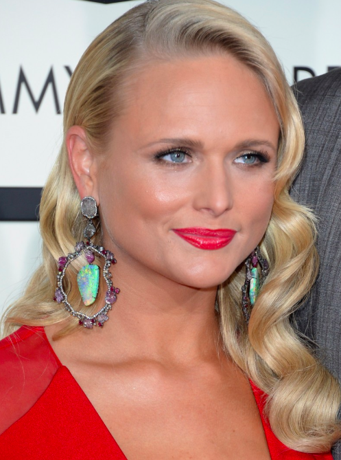 2014 Grammy Awards: Miranda Lambert in Kimberly McDonald
