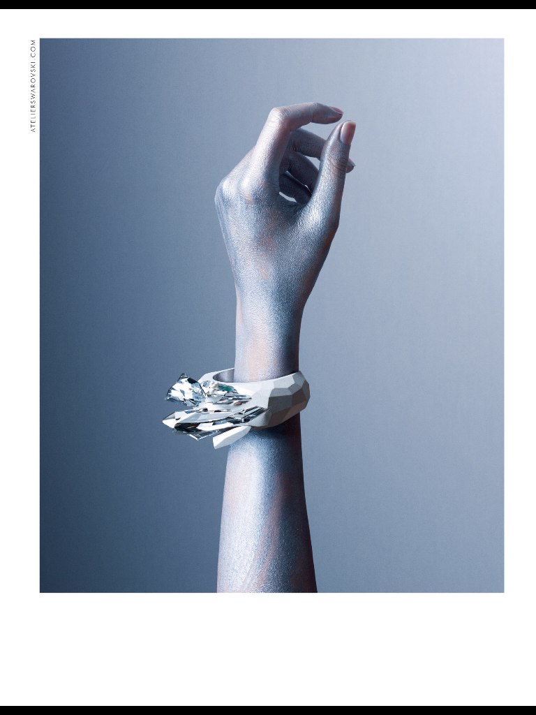 Jewelry intotemptation jewellery musings page 32 for Atelier swarovski by maison martin margiela