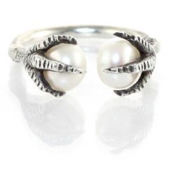 Workhorse Pearl Ring