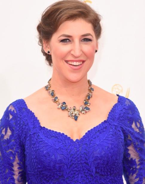 Mayim Bialik Emmys 2014
