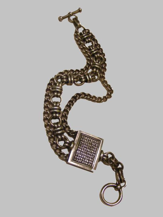 Stolen Sceptre Tablet bracelet