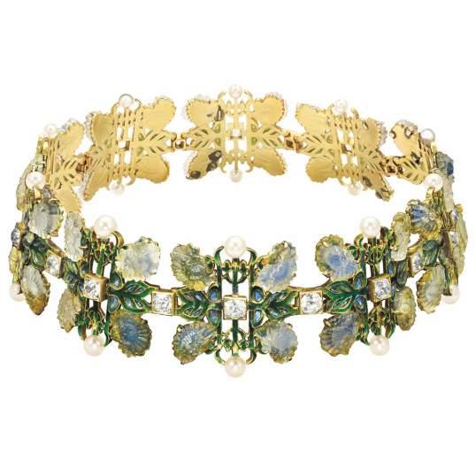 Rene Lalique bracelets