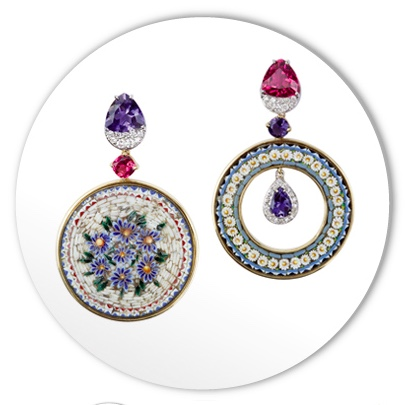 Nourbel LeCavelier Earrings
