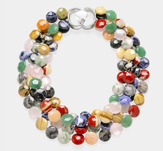 Patricia von Musulin Four Strands Necklace