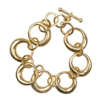 Kendall Conrad Design Brass Bracelet