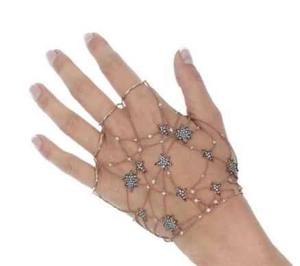 Runa Finger Bracelet
