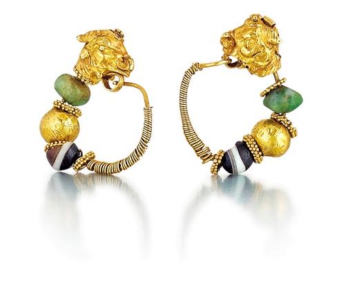 Shrubsole Ancient Earrings