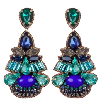 Suzan Nadai Khepri Large Earrings