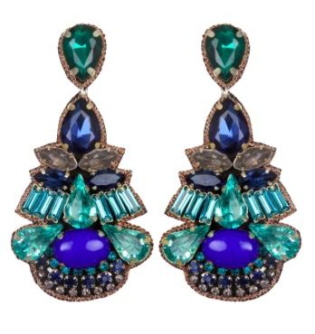 Suzan Nadai Khepri Large Earrings