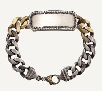 Sylva & Cie Ten Table ID bracelet