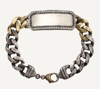 Sylva & Cie Ten Table ID bracelet