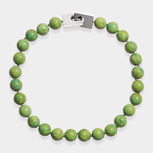 Von Musulin turquoise necklace