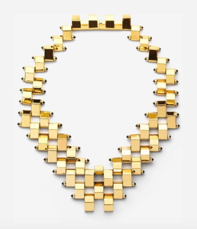 W Britt Big Statement Necklace