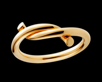 Cartier Entrelaces Ring