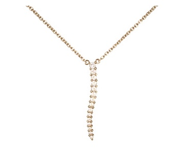Graziela Gems Wave Necklace