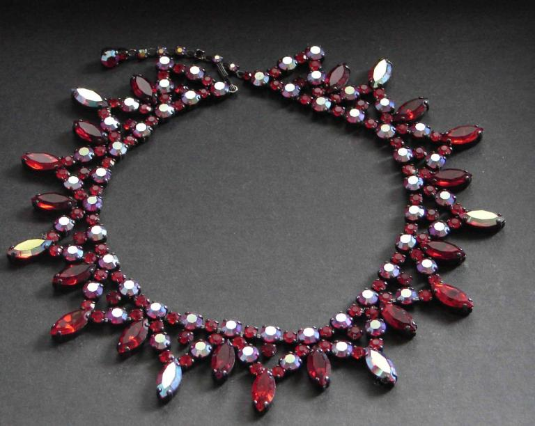 Sherman-red-necklace
