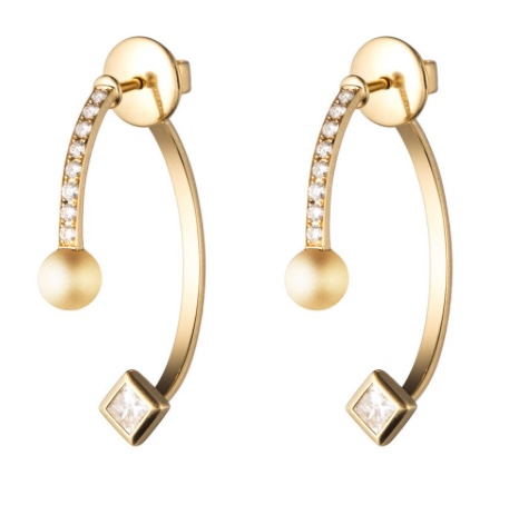 Dannijo Selma Earrings