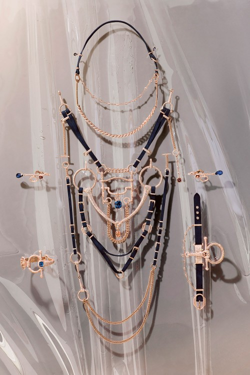 Hermes Brides de Gala necklace