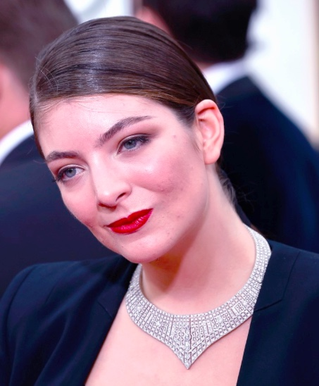 Lorde Golden Globes 2015