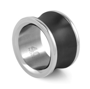 40Nine Steel Ring