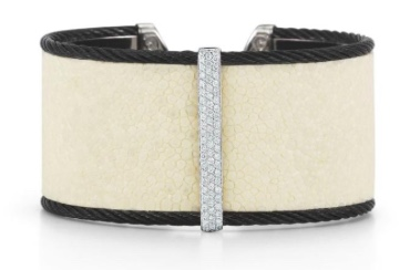 Alor Stingray Cuff Bracelet