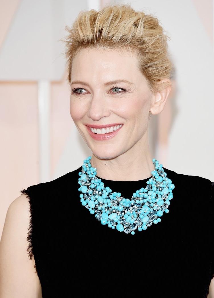Cate Blanchett Academy Awards 2015