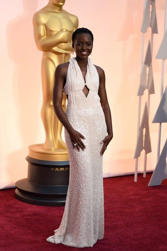 Lupita Nyongo Academy Awards