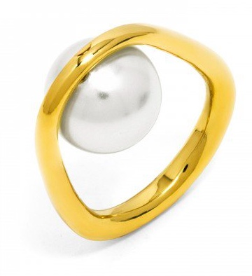 BaubleBar Ice Orbit ring