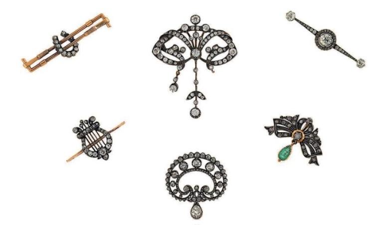 Christies Art Nouveau Lot