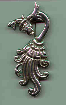 Los Castillo bird and fish clip