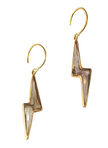 Marie Helene de Taillac Ziggy Stardust Earrings