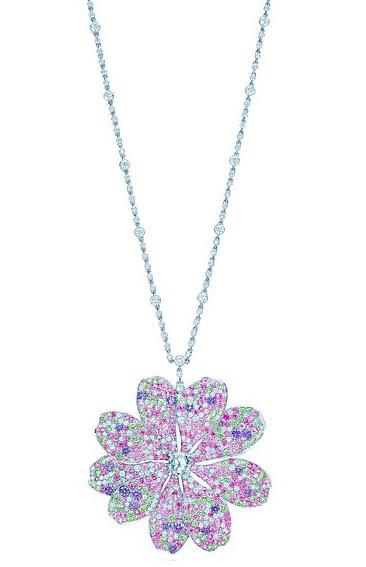 Tiffany Seurat Necklace