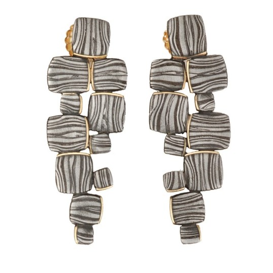 Victoria Moore Walk of Pavers earrings