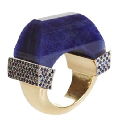 Jade Jagger Neverending Ring