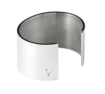 Le Gramme silver cuff