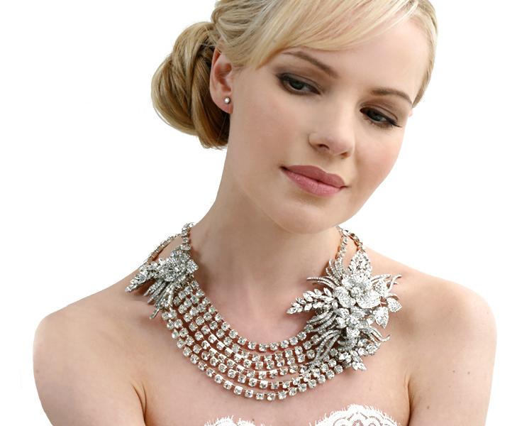 Regina B Goddess Necklace