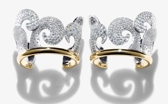 Tiffany diamond cuffs1