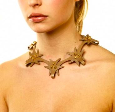 Una Burke necklace
