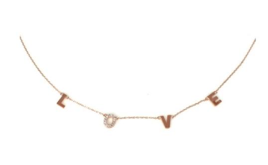 Hystericco Love Necklace