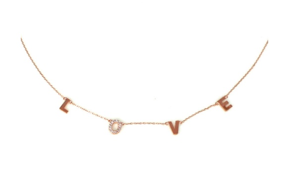 Hystericco Love Necklace